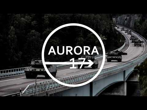 Swedish Armed Forces | Exercise Aurora 17 | Sweden's Largest Military Drill | HD