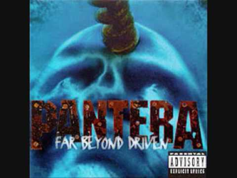 Pantera - Good Friends And a Bottle Of Pills