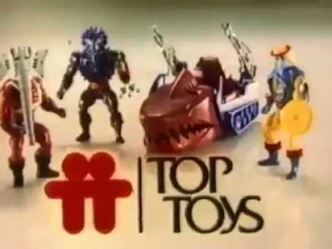 Comercial He man Top Toys 1984-1985   ARGENTINA