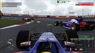 F1 2017 AOR China