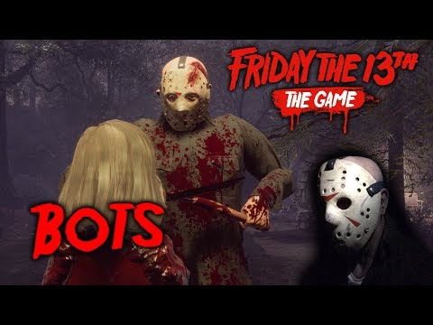 Friday The 13th The Game - Gameplay 2.0 - Jason Part 4