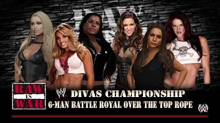WWE 2K16 Attitude Era Divas Battle Royal