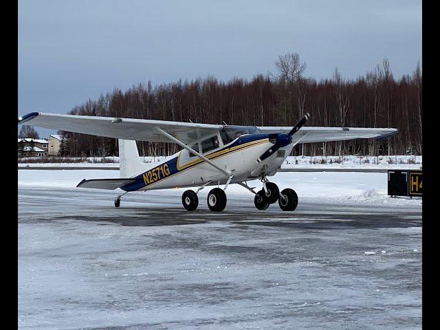The six wheeled Cessna