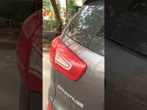Kia Sportage 3 .убираем звук штатного парктроника .
