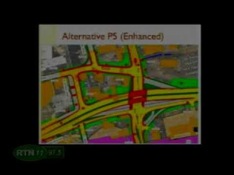 Raleigh City Council - 2-18-14 - NCDOT Capital Boulevard Bridge Replacement Projects