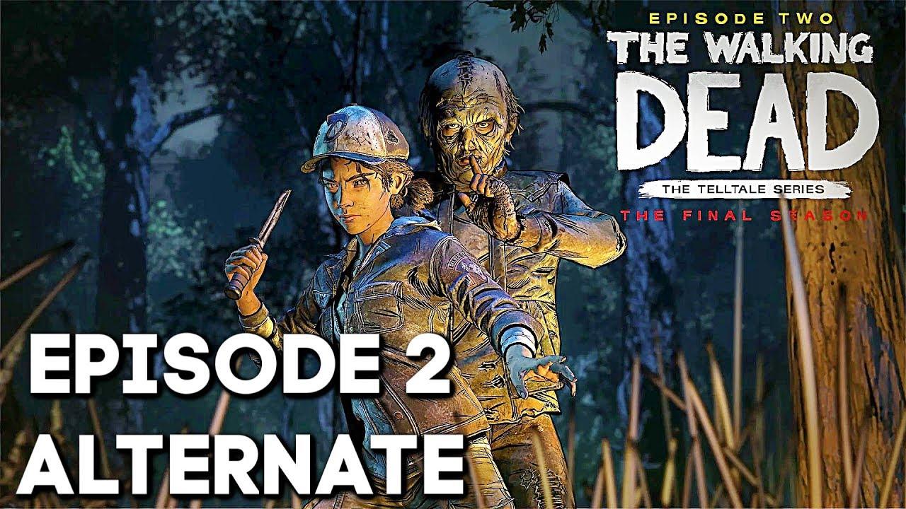 "Download The Walking Dead:Season 4: ""The Final Season"" Episode 2 ""Suffer The Children"" Alternate Walkthrough"