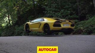 Lamborghini Aventador challenge 1: will they jump? thumbnail