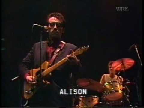 Elvis Costello -1977- Alison
