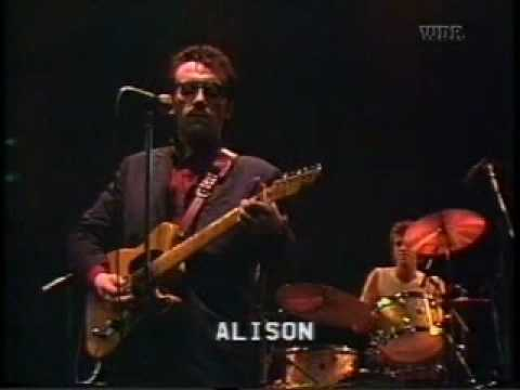 Elvis Costello -1977- Alison