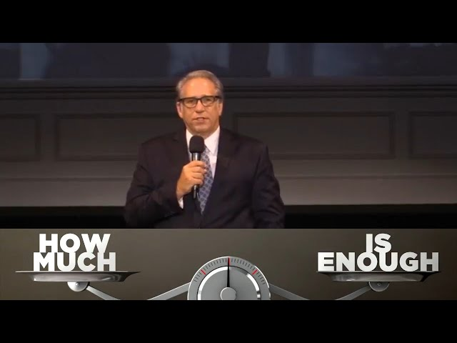 07/12/2020 - How Much is Enough - Pastor David Myers