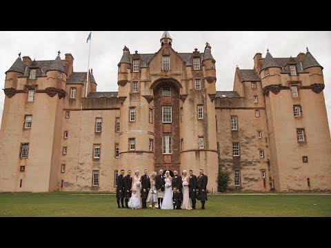 Siobhan & Mark | Wedding Film | Fyvie Castle | Aberdeenshire | Scotland