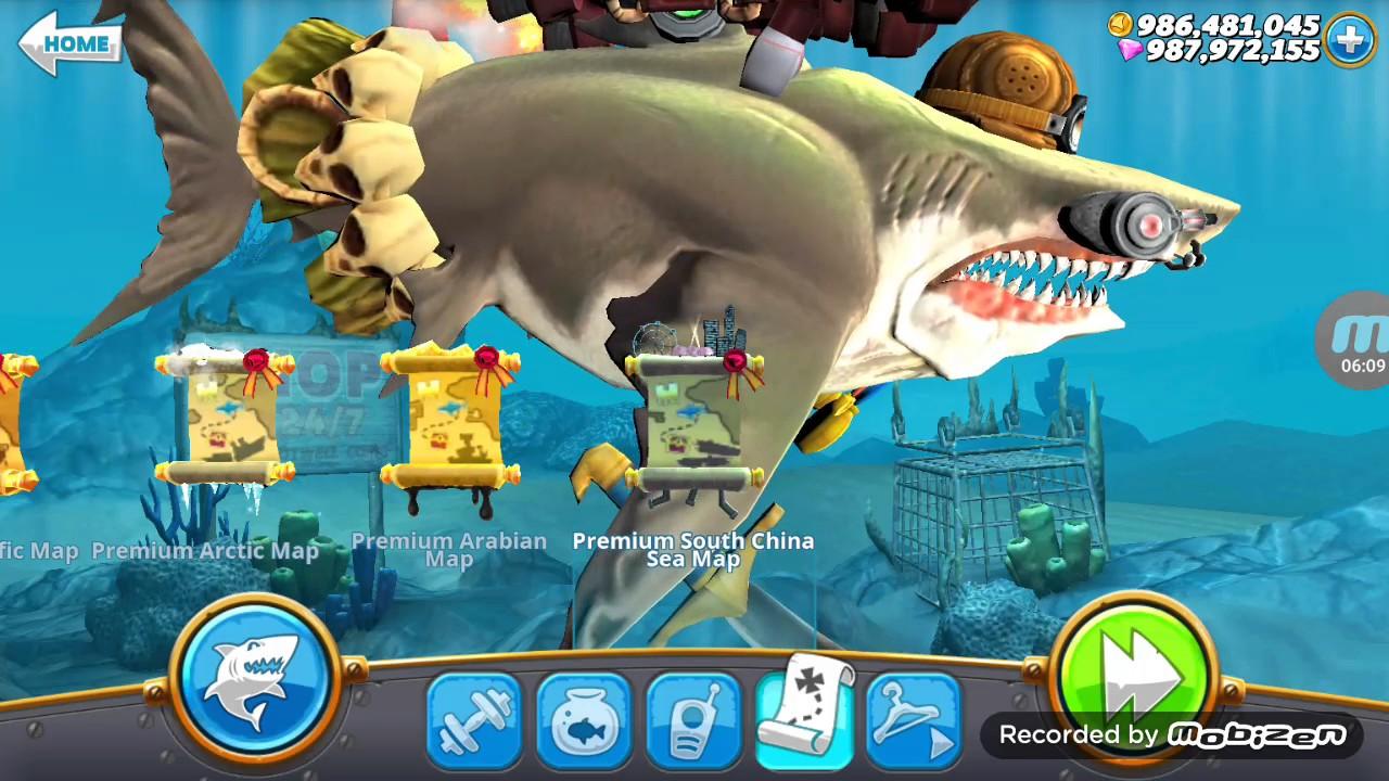 巨齒鯊好狂 - YouTube