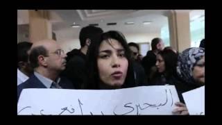 بالفيديو: معيدة بكلية الألسن تضامن مع إسلام البحيري في محاكمة اليوم بازدراء الأديان