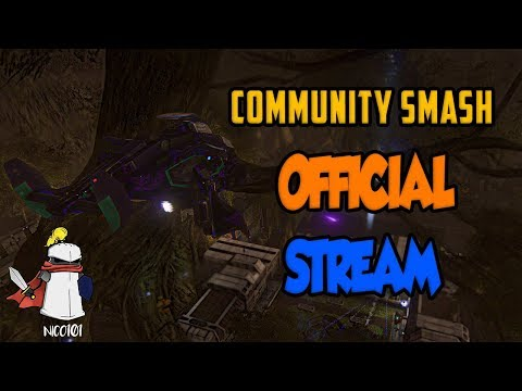 Planetside 2 | Official Community Smash Live Stream | Co-Hosted With DraxGaming [YT & Twitch]