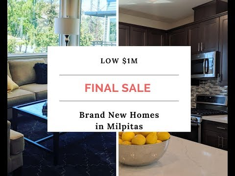 Brand New Homes by Taylor Morrison in Milpitas. Final SALE