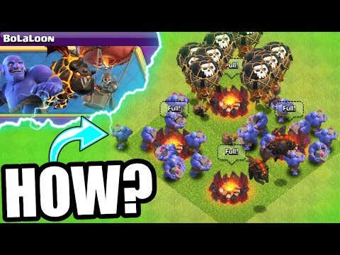 Thumbnail: THIS IS STRANGE!! - Clash Of Clans - FIRST EVER TRI TROOP EVENT!!
