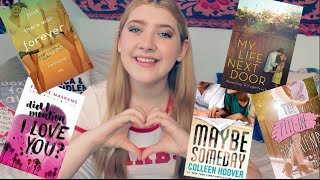 CONTEMPORARY ROMANCE RECOMMENDATIONS | Week of Contemporary Day 1