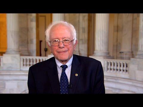 Sen. Bernie Sanders on gov