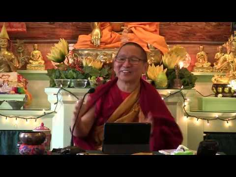 05 Praise to Great Compassion with Geshe Yeshi Lhundup: Objects of Great Compassion 04-20-19