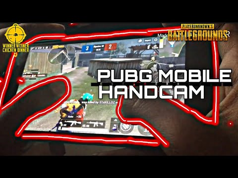 AM I CHINESE PLAYER 3 FINGER HANDCAM -PUBG MOBILE