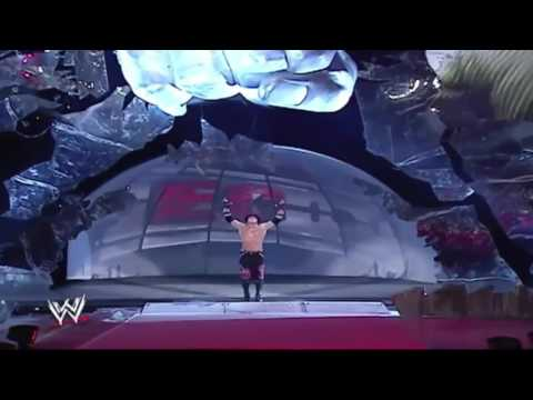 Big Daddy V, vs The Miz & Morrison, WWE, 2008
