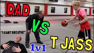HILARIOUS 1v1 Against My Dad!