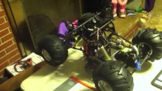 Brushless Clod first test