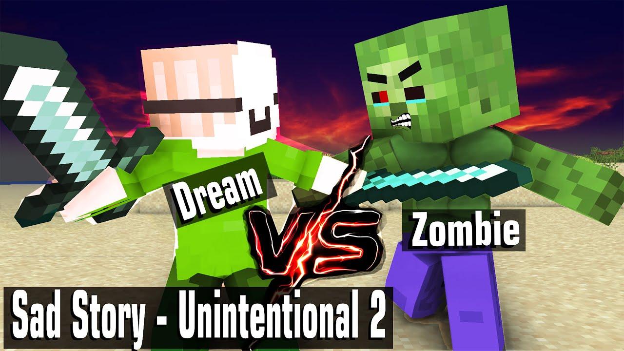 Sad Story - Unintentional 2 | Dream so sad life : Zombie Life 54