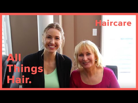 Hair Routine: Anti-Aging Tips with RachhLoves - All Things Hair