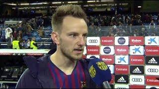 REAL MADRID 0-1 BARÇA | Reacciones después de la victoria en el Bernabéu