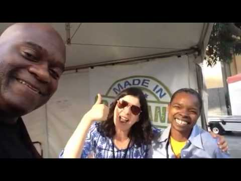 Mayor Schaaf's Booth At Art & Soul Festival Oakland