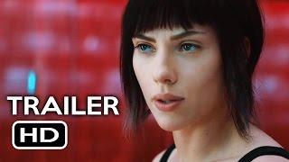 Ghost in the Shell Trailer #3 (2017) Scarlett Johansson Sci-Fi Movie HD