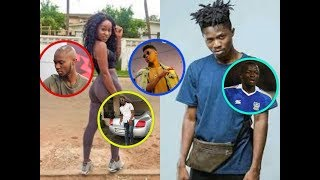 Is it true kwesi arthur,king promise,sulley had this with afia?