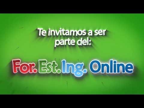 For.Est.Ing Online: Foro de Estudiantes con Ingenio