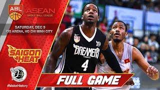 Saigon Heat vs. Formosa Dreams | LIVESTREAM | 2017-2018 ASEAN Basketball League thumbnail