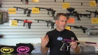 Woodsball Guns vs. Speedball Guns | Paintball