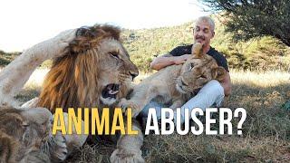 ANIMAL ABUSER⁉️
