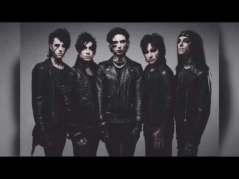 Black Veil Brides - Saints Of The Blood Lyrics