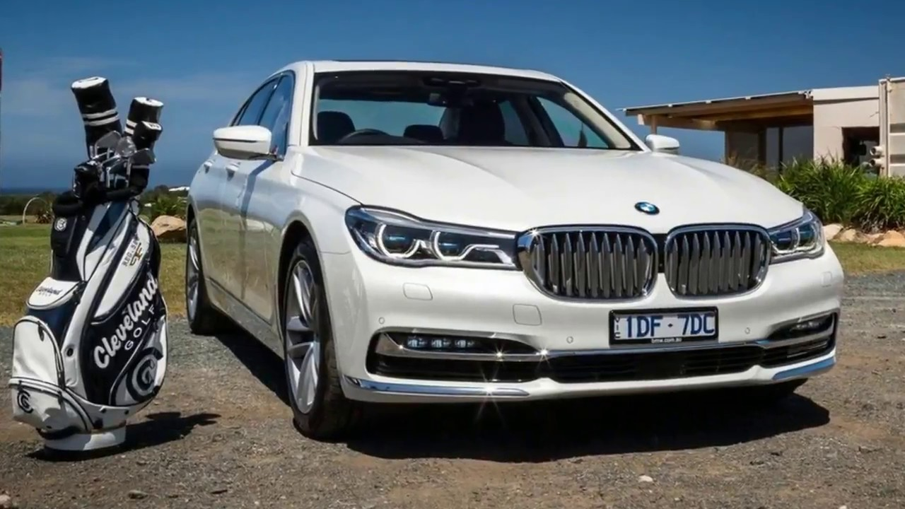 BMW 7 Series 2017 Coupe Autopilot Features And Engine Acceleration