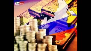 Международные резервы РФ выросли за неделю на 1,7%