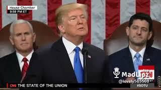 Donald Trump funny talking video