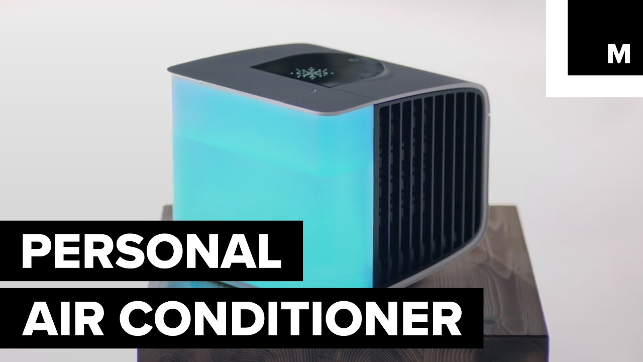 personal air conditioner - youtube