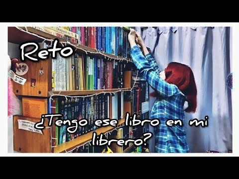 Reto: ¿Tengo ese libro en mi librero? | Los Mundos de Cami 🌎