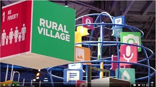 The Mobile for Development Rural Village at Mobile World Congress 2017