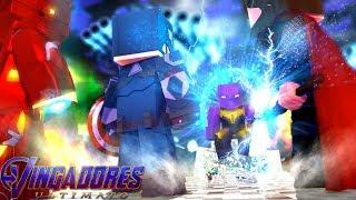 Minecraft: THANOS ESTA DE VOLTA !!! - VINGADORES ULTIMATO #06 ‹ Goten ›