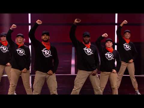The Revolutionary - 'Havana' | Hiphop | Dance As One
