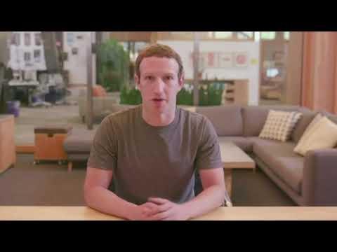 Artists create Zuckerberg 'deepfake' video