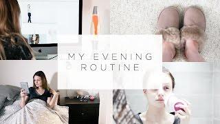 MY EVENING ROUTINE | tinytwisst
