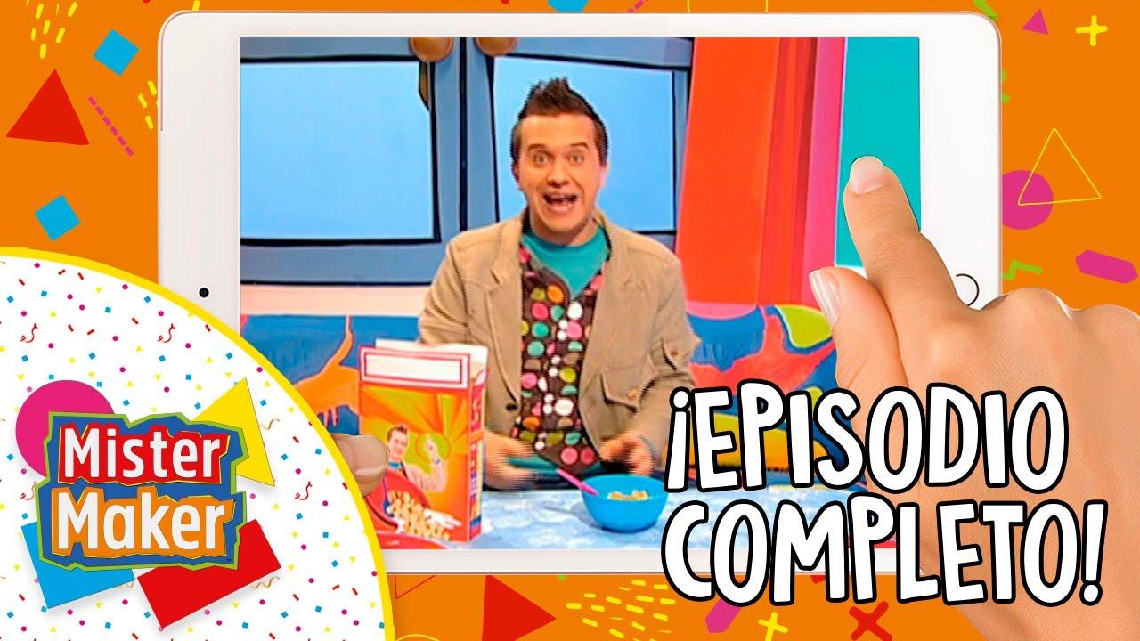 Mister Maker en Español | Episodio 9, Temporada 3
