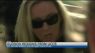 Hudson resigns as UCCS women's soccer head coach